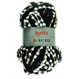 Tricoter une charpe fantaisie facilement avec les laines katia rico design adriafil - Combien de pelote pour une echarpe ...