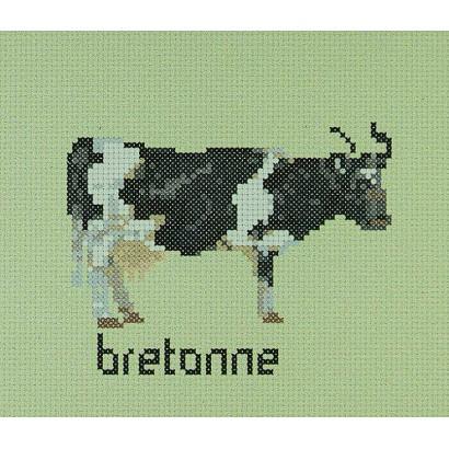 La vache bretonne