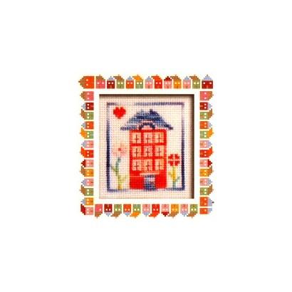Grande maison rouge