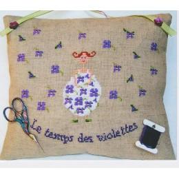 Le temps des violettes