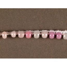 Perles roses