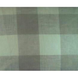Grands carreaux gris-bleus
