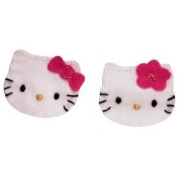 Accessoires coiffure Hello Kitty
