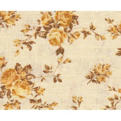 tissu patchwork reproduction d 39 anciens avec des roses. Black Bedroom Furniture Sets. Home Design Ideas
